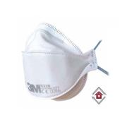 【滿減10歐+免郵中國】3M 9320 工業粉塵霧霾防護口罩 折疊式 FFP2標準 5只裝