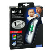 【一件包郵包稅】Braun 博朗 耳溫槍 IRT6520