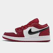 Air Jordan 1 喬丹 大童款低幫籃球鞋 Noble Red