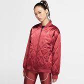 【2件7折】Nike Sportswear Synthetic-Fill 女子緞面夾克