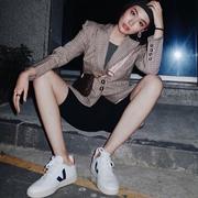 【碼全】Veja V-10 經典女款休閑鞋