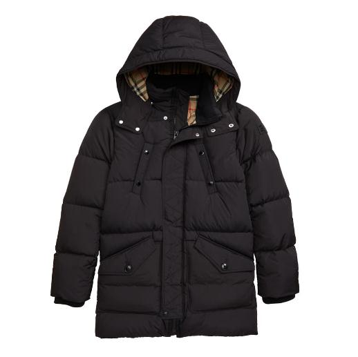 BURBERRY Ryker Hooded 童款羽絨服
