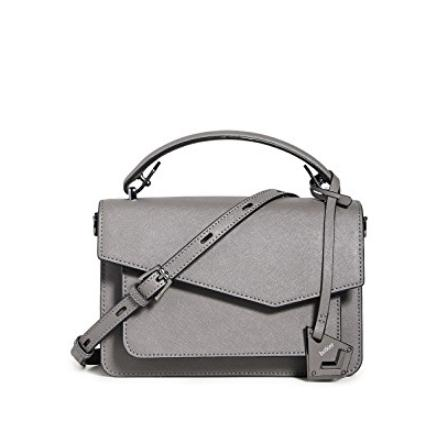 Botkier Cobble Hill 灰色小风琴包