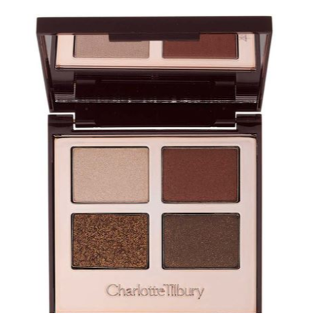 Charlotte Tilbury 四色眼影盘 Bella Sofia(The Dolce Vita)