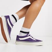 Vans Old Skool 麂皮滑板鞋