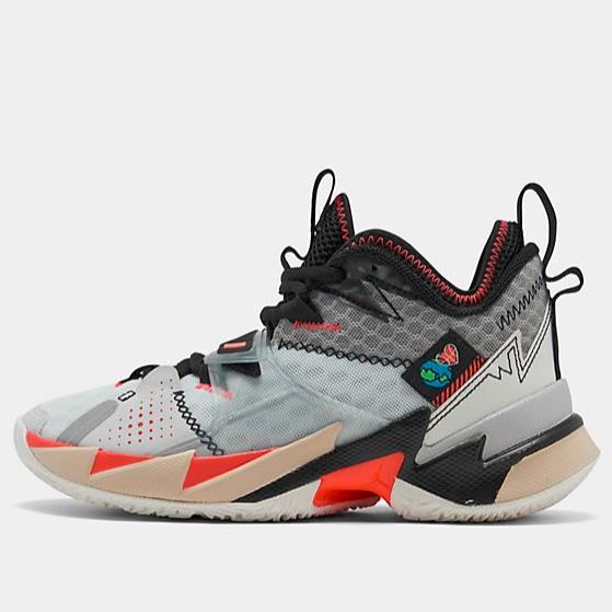Air Jordan 喬丹 Why Not Zero.3 大童款籃球鞋