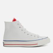 【碼全免郵】Converse Chuck 70 男款紅藍邊高幫帆布鞋