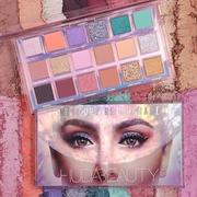 【極速香港倉】Huda Beauty 新品水星逆行Mercury Retrograde18色眼影盤