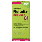 【55專享】Salus Floradix 有機鐵元草木補血補鐵營養液 250ml