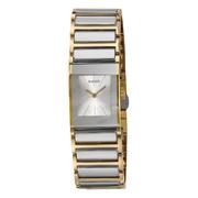 Rado 雷達表 Integral 系列 金銀拼色女士氣質腕表 R20750112