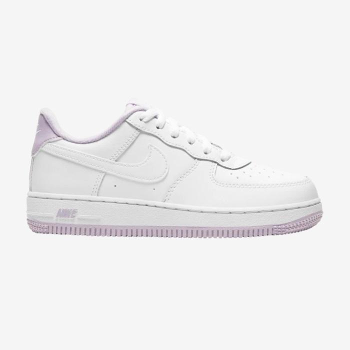 【額外8折】Nike 耐克 Air Force 1 空軍1號櫻花粉白板鞋