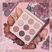 Colourpop 九色眼影盤 making mauves