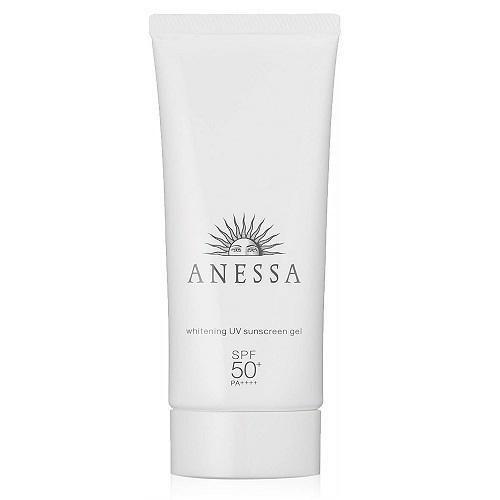【日亞自營】ANESSA 安耐曬 白管防曬霜 SPF50+ 90g