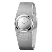Calvin Klein 卡爾文·克萊因 Impulsive 銀色女士時裝腕表 K3T23128