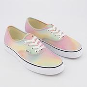 Vans 萬斯 Authentic 彩虹漸變低幫板鞋