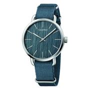 降價!Calvin Klein 卡爾文·克萊因 Even 系列 男士時裝腕表 K7B211WL