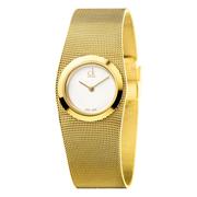 Calvin Klein 卡爾文·克萊因 Impulsive 系列 金色女士時裝腕表 K3T23526