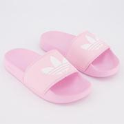 Adidas 阿迪達斯 Adilette 經典粉色拖鞋