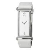 Calvin Klein 卡爾文·克萊因 Citified 系列 銀白色女士時裝腕表 K0I23101
