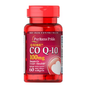 Puritan's Pride 普麗普萊 輔酶COQ10 100mg 60粒