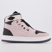 Air Jordan 1 Nova Xx 玫瑰粉黑色運動鞋