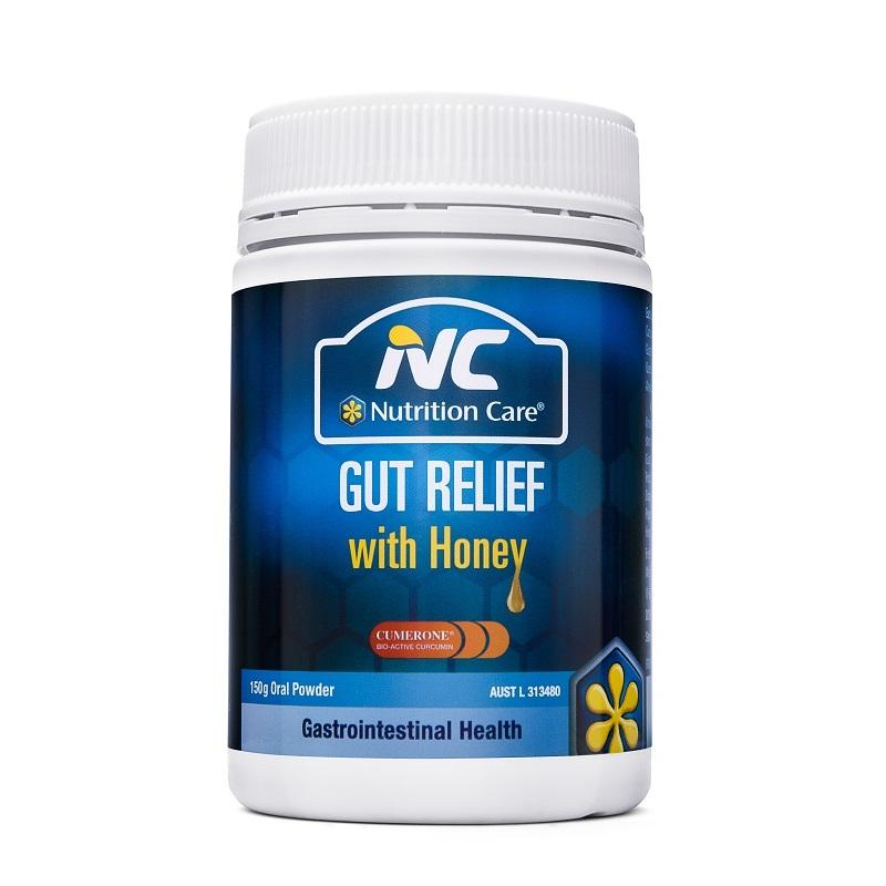 【最高滿減12澳】Nutrition Care 調理腸胃蜂蜜養胃營養粉 150g