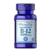 Puritan's Pride 普麗普萊 維生素B12 1000mcg 100粒