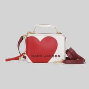 Marc Jacobs 小馬哥 The Heart 餐盒皮革包
