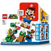 【免郵中國+贈禮】LEGO 樂高馬里奧模型玩具 (71360)