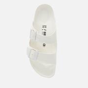 Birkenstock 經典純白配色休閑拖鞋