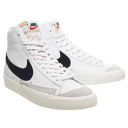 Nike 耐克 Blazer Mid 77 白色運動鞋