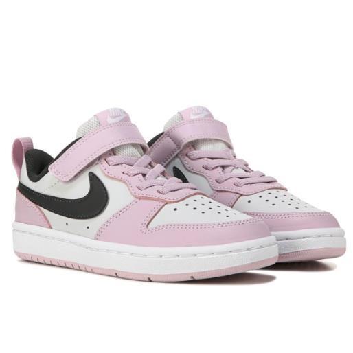 【補碼】Nike 耐克 Court Borough 2 中童款低幫板鞋