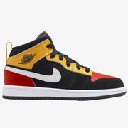 【額外7.5折】喬丹 Air Jordan 1 Mid 中童款籃球鞋 番茄炒蛋