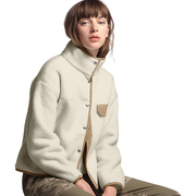 The North Face 北面 女士短抓絨外套