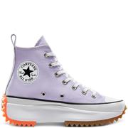 Converse 匡威 Run Star Hike 紫色高幫鞋