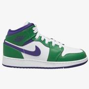 【碼全】喬丹 Air Jordan 1 Retro 大童款籃球鞋 綠巨人