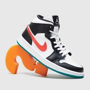 【最后一雙】Jordan Air 1 女款撞色運動鞋