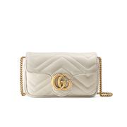 Gucci 古馳 GG Marmont Super Mini 鏈條包