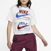 Nike 耐克 Sportswear 女子短袖上衣