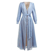 BLAZé MILANO Medusa 條紋連衣裙