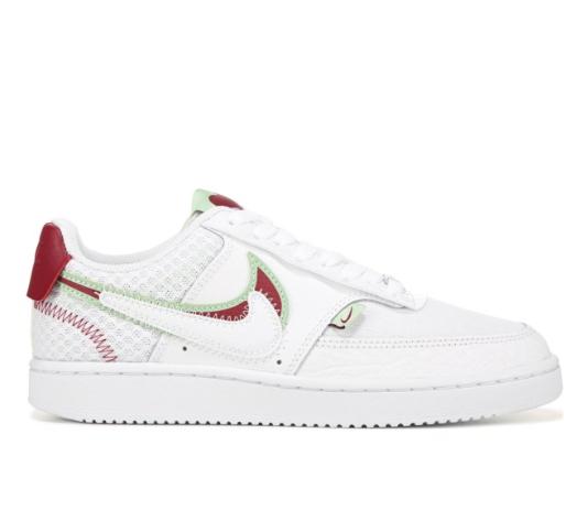 Nike 耐克 Court Vision Low  女士運動鞋 情人節限定