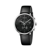Calvin Klein 卡爾文·克雷恩 High Noon 系列 黑色男士時裝腕表 K8M271C1