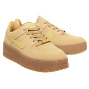 Nike 耐克 Air Force 1 Sage 空軍1號 淺棕色運動鞋