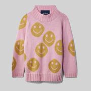 Marc Jacobs 小馬哥 The Redux Sweater 笑臉毛衣