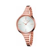 Calvin Klein 卡爾文·克雷恩 Lively 系列 玫瑰金色女士時裝腕表 K4U23626