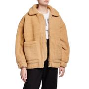 I.AM.GIA Pixie 羊羔毛拉鏈夾克 泰迪外套