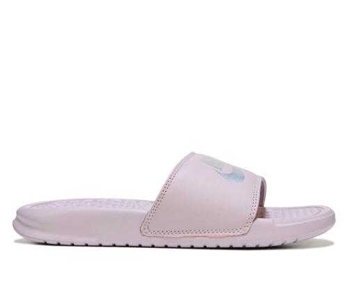 【額外7.5折】Nike 耐克  Benassi Jdi Sandal 女士拖鞋 粉色