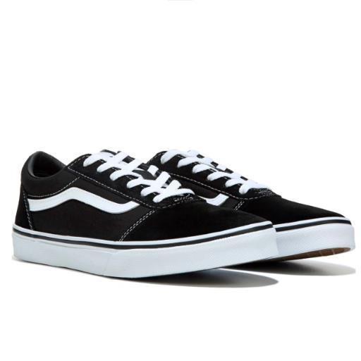 【第2件半價+滿額減】Vans 萬斯 Ward 中、大童款板鞋