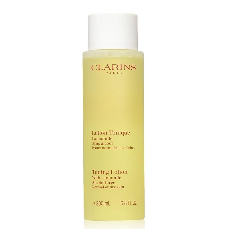Clarins 嬌韻詩 溫和柔膚水黃水 200ml
