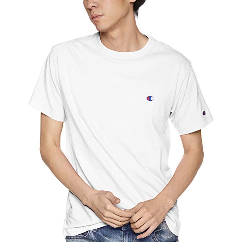 3件9折!【中亞Prime會員】Champion 冠軍 日版中性經典刺繡 Logo T恤 C3-PS323